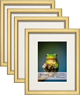 5x7 matted to 8x10 Frog photos