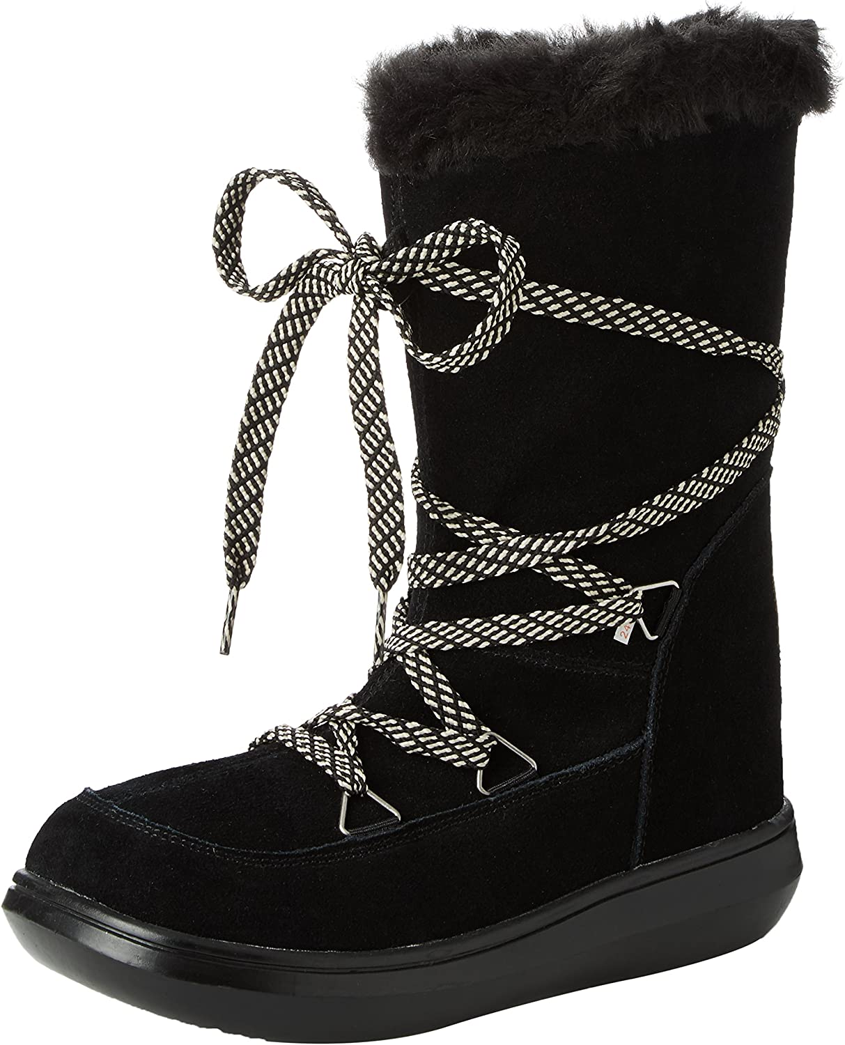 Rocket Dog Snowcrushed Womens Suede Snow Boots