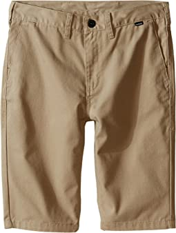Hurley Kids - One & Only Walkshorts (Big Kids)