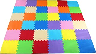 puzzle piece carpet tiles