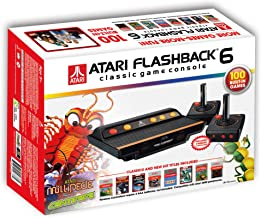 Atari Flashback 6 Classic Game System with 100 Games [video game]