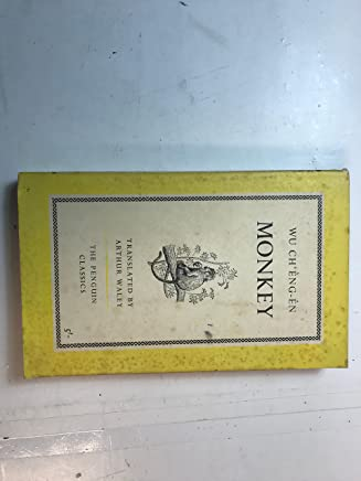 Monkey. Translated by Arthur Waley (Penguin Classics. no. L111.)
