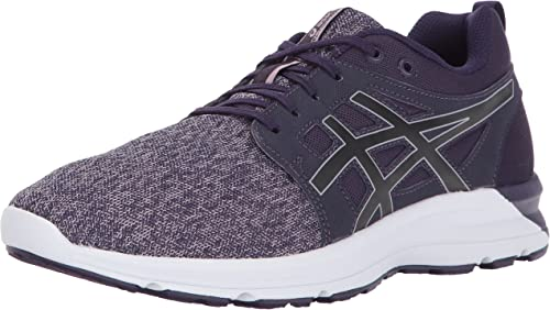 ASICS femmes Torrance Running chaussures, Mysterioso noir Aluminum, 11.5 Medium US