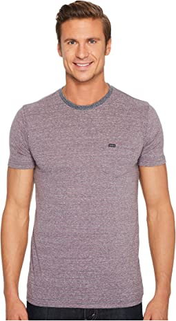 VISSLA - Sartine Short Sleeve Pocket Knit