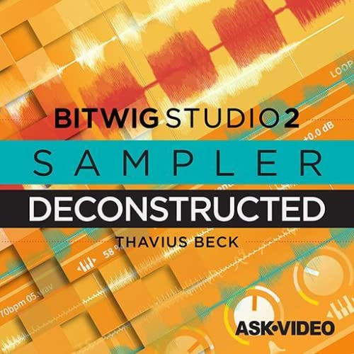 BitWig Studio 2 Sampler Course by AV