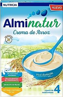 Alminatur Papilla de crema de arroz a partir de los 4 meses