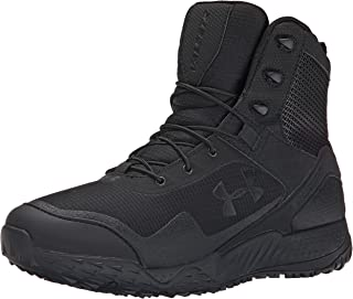 Under Armour Men's Valsetz RTS Side Zip Military and Tactical Boot