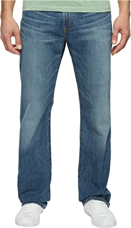 Lucky Brand - 181 Relaxed Straight in Delwood - L