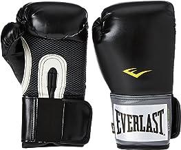 Pro Style Boxing Gloves-(Black) (16oz) (PR)