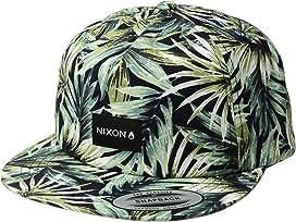 ef058fac Nixon Tropics Snapback Hat   Zappos.com