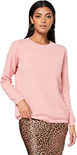 French Connection Women's Popcorn Knit