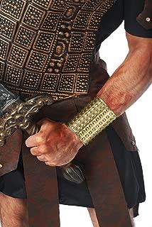 Costume Culture Men's Gladiator Circle Wrist Cuff