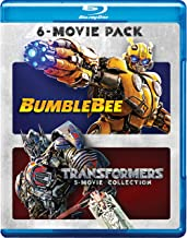 Bumblebee + Transformers 5-Movies Collection: Transformers + Revenge of the Fallen + Dark of the Moon + Age of Extinction + The Last Knight (6-Disc Box Set)