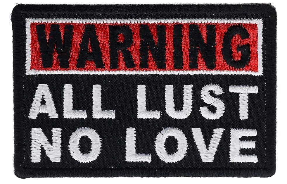 Warning All Lust No Love 3
