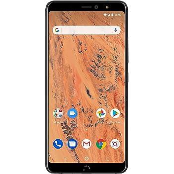 BQ Aquaris X2 - Smartphone 32GB, 3GB RAM, Dual Sim, Carbon Black ...