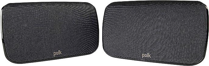 Polk Audio SR1 Wireless Rear Surround Speakers for MagniFi Max Sound Bar System | Easy..