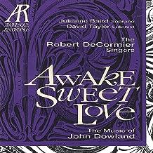 awake sweet love john dowland