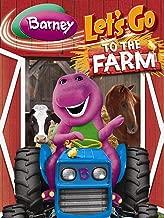 barney on the farm