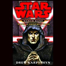 star wars darth bane path of destruction audiobook