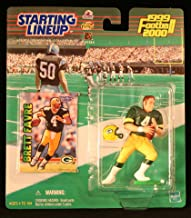 Starting Lineup Brett Favre / Green Bay Packers 1999-2000 NFL Action Figure & Exclusive NFL Collector Trading Card