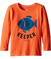 Life is Good Kids - Elemental Keeper Long Sleeve Tee (Toddler)