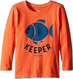 Elemental Keeper Long Sleeve Tee (Toddler)
