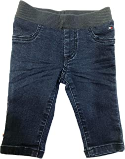 Tommy Hilfiger Denim Trousers for Newborn Baby - 0-1 Month, Mid Blue Denim