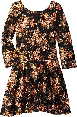 Floral Dress 6pm