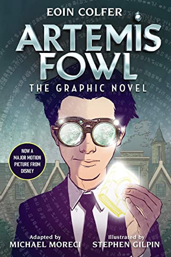 Books By Eoin Colfer Stephen Gilpin_artemis Fowl The Graphic ...
