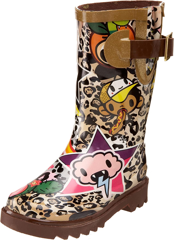 高品質 Western Chief Tokidoki Discoteca Rain B Little Boot 本物◆ Kid Toddler