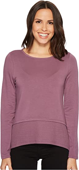 Ivanka Trump - Knit Long Sleeve Top