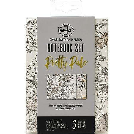 Bella Vintage Notebooks Misty Rose Prima Paper