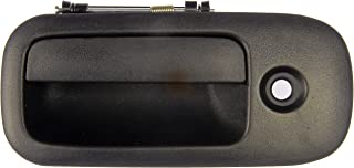 Dorman 79320 Front Driver Side Exterior Door Handle for Select Chevrolet / GMC Models, Black