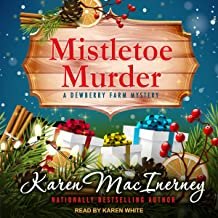 Mistletoe Murder: Dewberry Farm Mysteries Series, Book 4