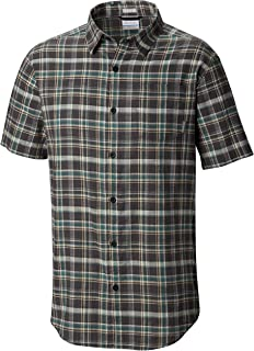قميص رجالي بأكمام قصيرة مطبوع عليه Under Exposure YD من Columbia
