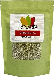 Yerba Santa : Dried Loose Leaf Herbal Tea : Sacred Herb, Holy Weed : Kosher Certified (4oz.)