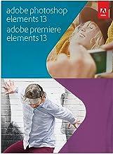Adobe Photoshop & Premiere Elements 13 PC Download [Old Version]