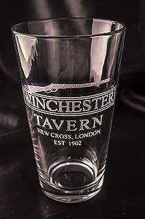 winchester tavern glass