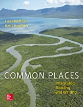 Common Places: Integrated Reading and Writing w/ CONNECT IRW Access Card