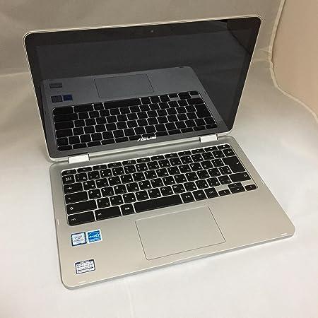 【国内正規品】ASUS 12.5型タッチ対応ノートPC [Chrome OS] Chromebook Flip C302CA-F6Y30 (2017年8月モデル)