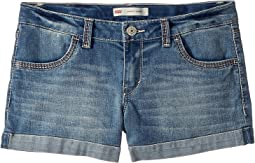 Thick Stitch Shorty Shorts (Big Kids)