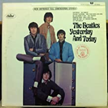 the beatles yesterday and today vinyl