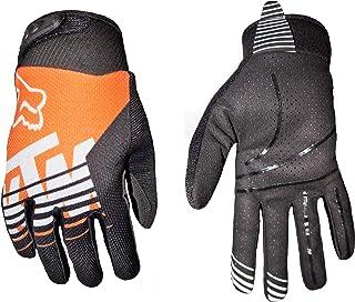 28f20abc Guantes Motocross Enduro MTB Trial Freestyle naranja\negro (L)