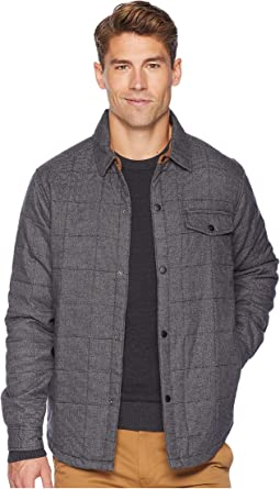 Cronkite II Quilted Shirt Jacket