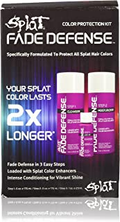 Splat Fade Defense Hair Color Maintenance Kit