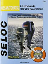 nissan outboard motor service manual