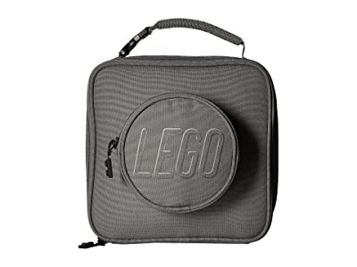 LEGO Brick Lunch Bag (Grey) Duffel Bags