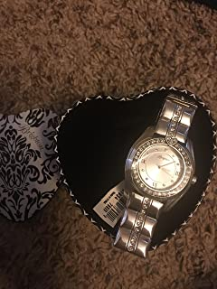 Brighton silver watch