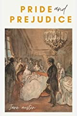 Pride and Prejudice: illustrated (English Edition) Format Kindle