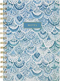 Barbarian 6x8 Wirebound Notebook, Flexible Covers, 190 White Lined Pages